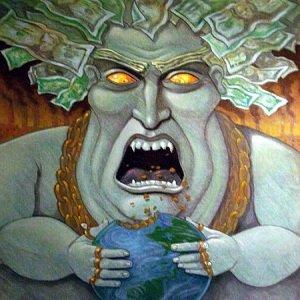 Алчность - алчные люди портят себе жизнь