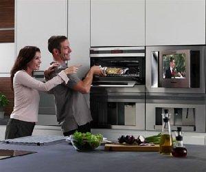 Телевизор на кухню - как выбрать