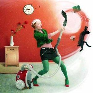 Уборка дома - как себя побороть и убрать квартиру