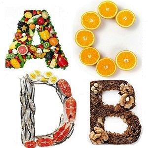 Какие витамины где содержатся?