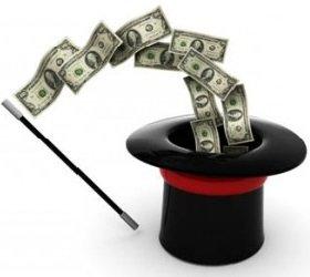 Магия денег и как притянуть к себе деньги.