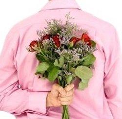 Всегда дарите цветы