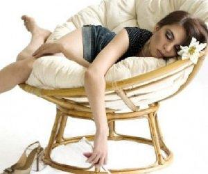 Усталость молодой мамы