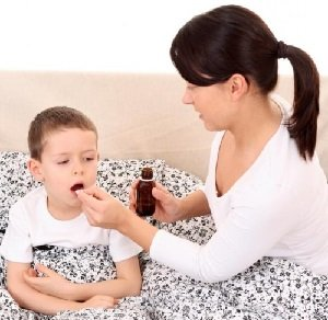 Ангина у ребенка и Антибиотики при ангине у детей