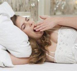 Бессонница у беременных и проблемы со сном