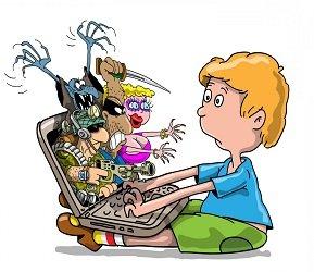 Чем опасен интернет для детей?