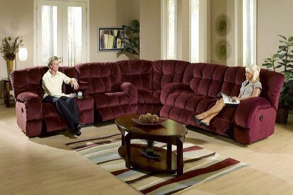 Как правильно подобрать диван для гостиной