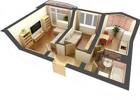 Дизайн проект квартиры выбираем с умом!