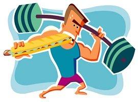 Как нарастить мышечную массу быстро
