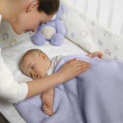 Почему не спит ребенок - причины.