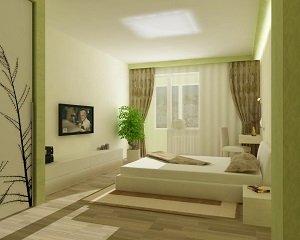 Полноценный сон в идеальных условиях спальни