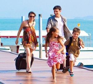 Путешествия с детьми - польза для всей семьи!