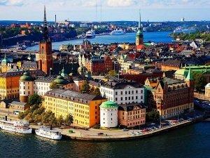 Стокгольм - очень удивительный город Карлсона!