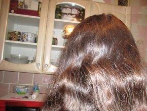 Домашняя маска для волос - рецепты.