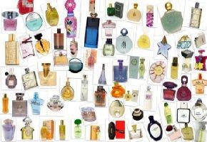 Элитная парфюмерия - торговые марки