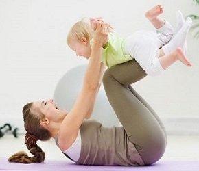 Как похудеть после родов быстро и безопасно