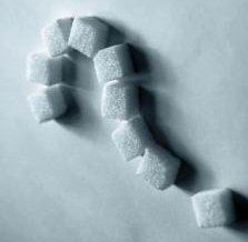 Количество сахара в питании нужно сократить