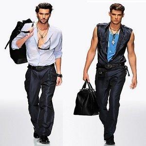 Мужская красота и мода