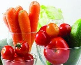 Полезные для кожи овощи