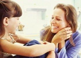 Роль матери в воспитании девочки.