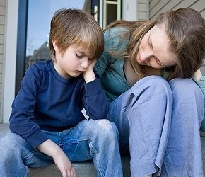Синдром жертвы у ребенка и непонимание.