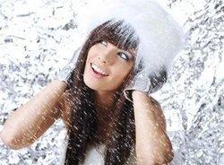 Защита кожи лица в зимнее время