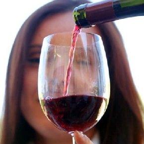 Алкоголь полезен для внешности?