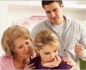 Как наладить отношения в семье между мужем и женой?