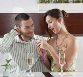 Как сделать предложение девушке - способы.