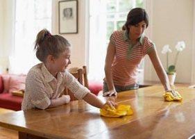 Как ухаживать за мебелью - советы