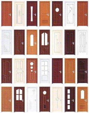 Какие двери выбрать - виды дверей