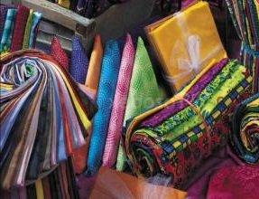 Модные ткани и обновление гардероба