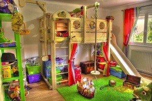 Оформляем детскую комнату самостоятельно