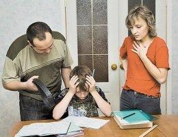 Ошибки воспитания детей на примерах