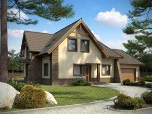 Отделка дома снаружи - материалы и эстетика