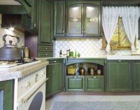 Стиль кухни - душевный и функциональный!