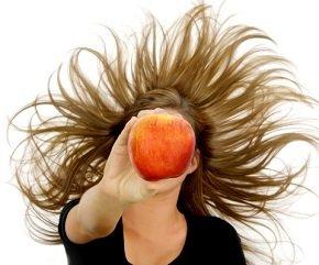 Восстановление волос после зимы