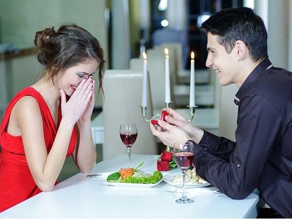 Как сделать предложение девушке - способы и советы.