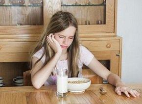 Анорексия симптомы лечение