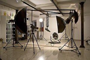 Бизнес на фотографии и создание фотостудии