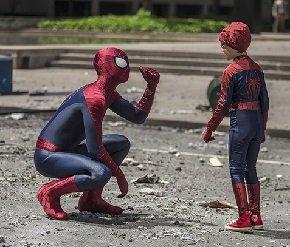 Человек-паук с точки зрения науки