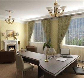 Дизайн кабинета в квартире и офисе