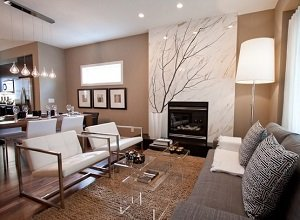 Идеи для интерьера гостиной