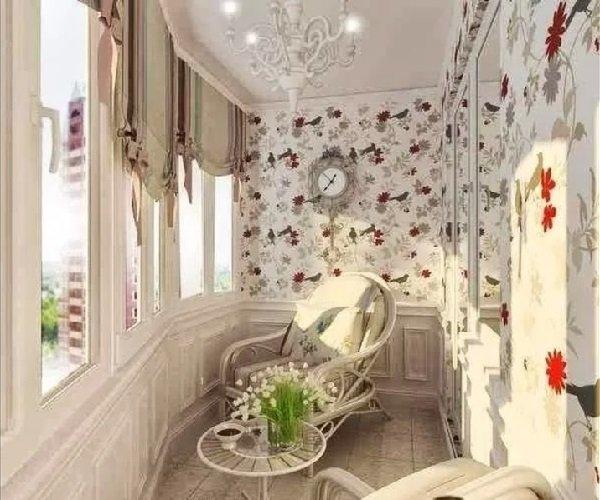 Комната на балконе или лоджии