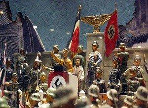 Нацизм и фашизм делают из людей биомассу!