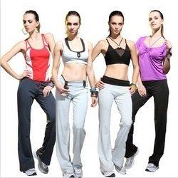Одежда для фитнеса и спортзала