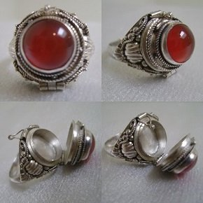 Перстень - украшение, несущее смерть