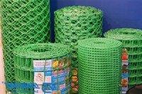 Пластиковые сетки всегда востребованы