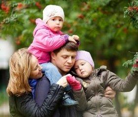 Привязанность к родителям