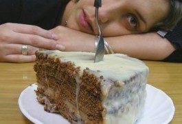 Расстройство пищевого поведения.